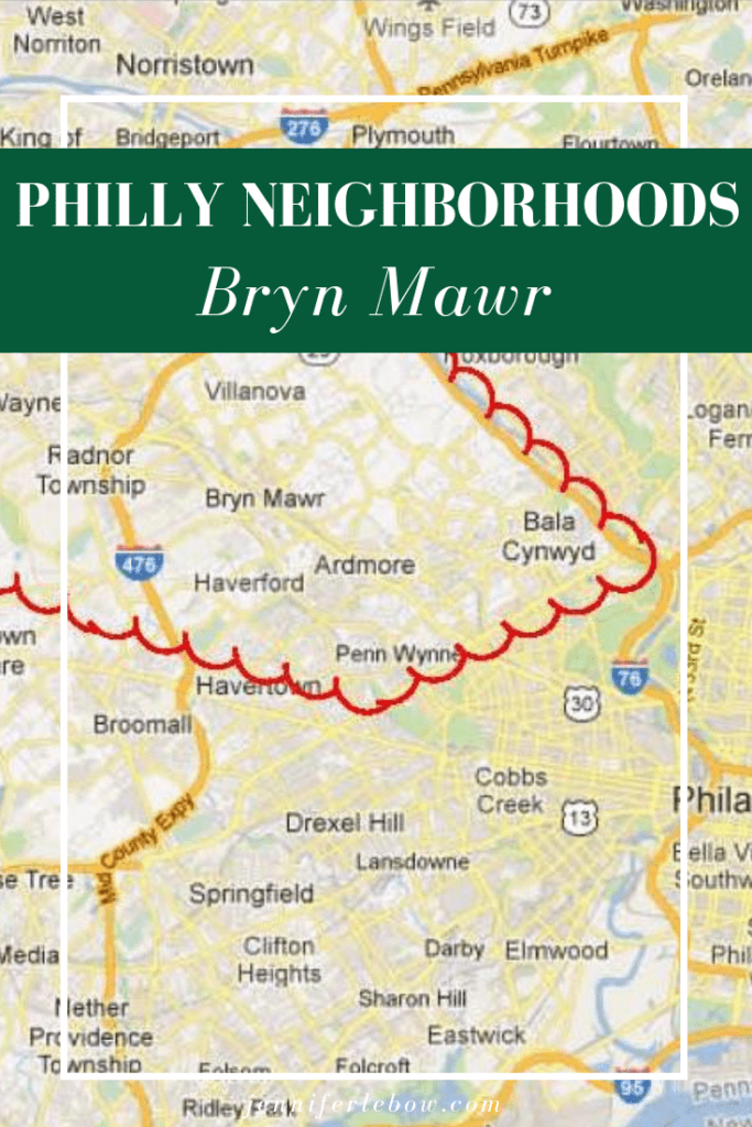 Great Main Line Philadelphia neighborhood: Bryn Mawr