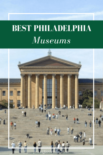 Wondering how to find the best museums in Philadelphia? See the list below!