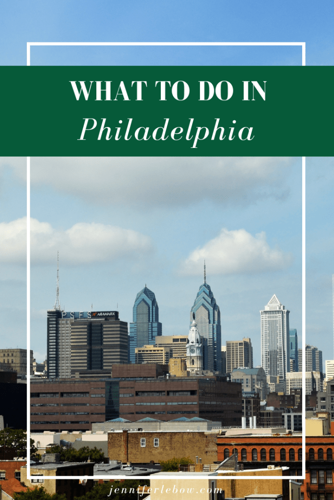 Looking for destinations and events to visit in Philadelphia this year? There's plenty to see and do!