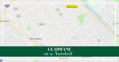 """Gladwyne is part of the Main Line, but off the beaten path and a great option for people looking for a """"throwback"""" kind of lifestyle."""