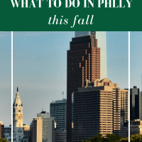 What to do in Philly this fall