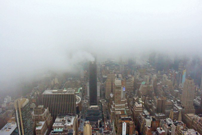 Empire State Building View, New York