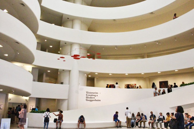 Guggenheim, New York
