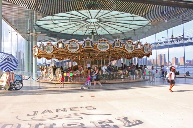 Jane's Carousel, Brooklyn, New York