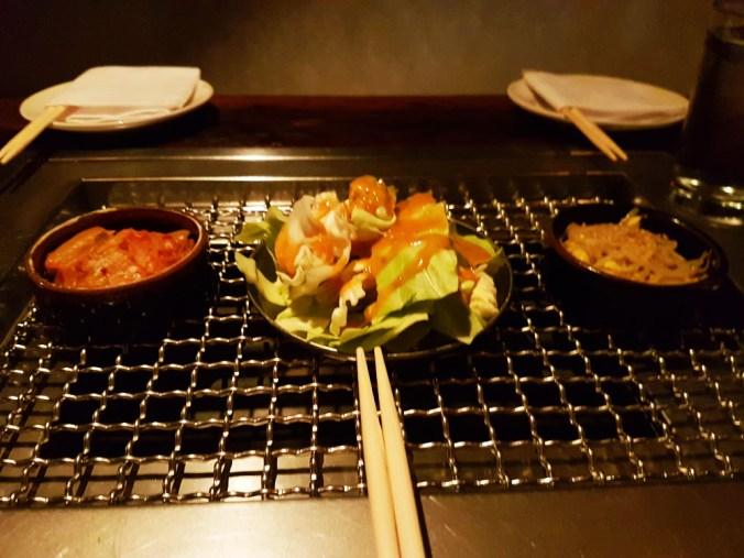 Takashi Appetizers