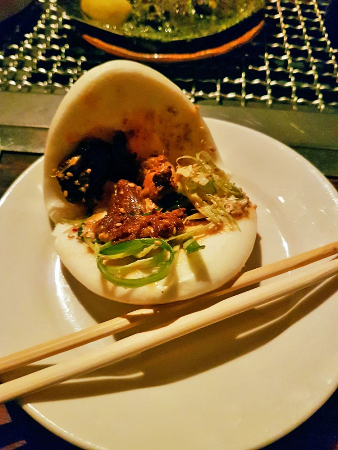 Grandmom's Steamed Beef Shank Buns