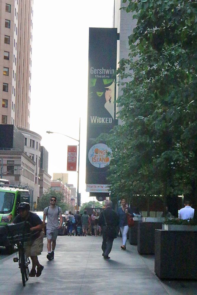 Gershwin Theatre, New York