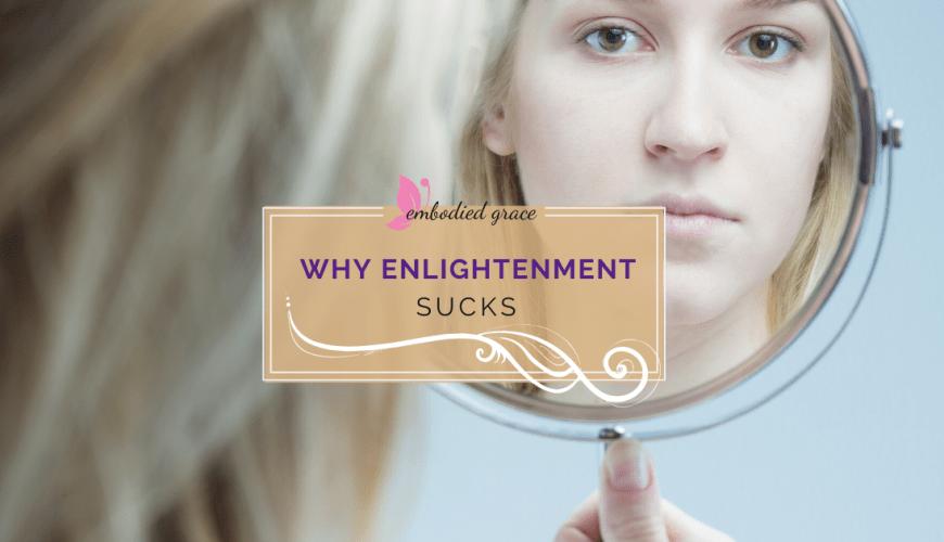 Why Enlightenment SUCKS!