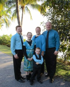 cassady family