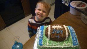 Joey's 4th Birthday