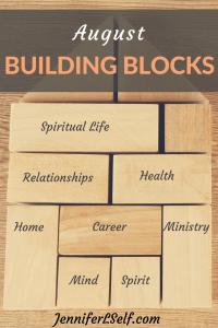 August Building blocks