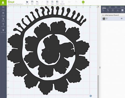 Download Rolled Paper Peony Flower Tutorial (Quilling) - Jennifer Maker