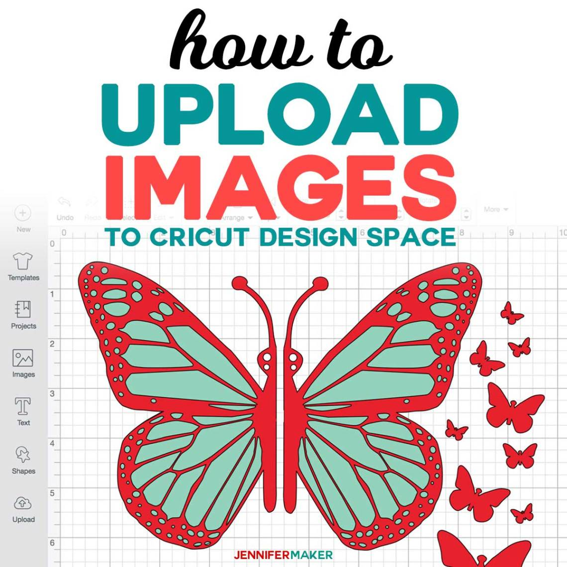 Download How to Upload Images to Cricut Design Space - Jennifer Maker
