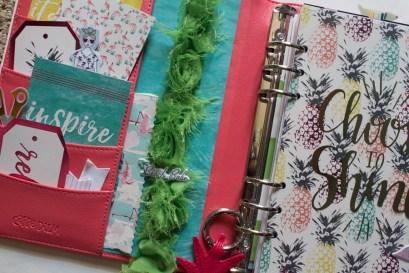 Summer Carpe Diem Planner Setup | Jen Manis Creates