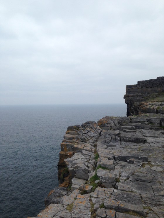 Cliffs of Dún Aonghasa