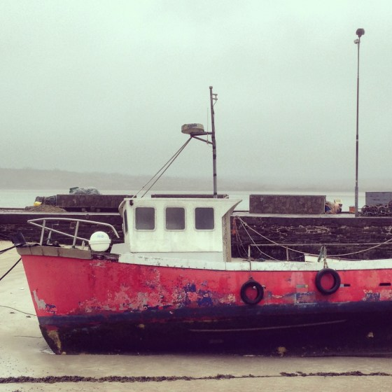 Low tide in Youghal