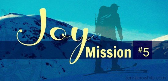 Take Joy Mission #5
