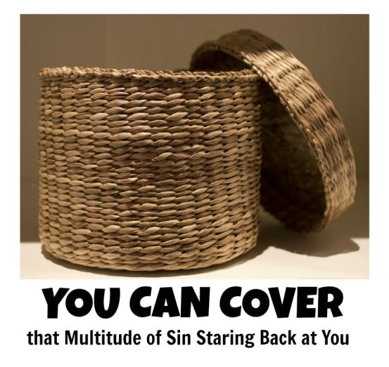 How to Cover Sin