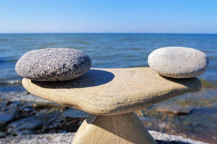 beauty, balance