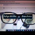 Archgon Anti Blue Light Glasses Review