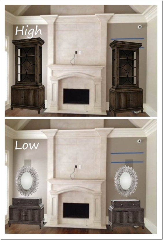 Built In Cabinets Next To Fireplace Living Room Traditional With Area Rug Shelves