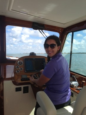 Whitney is now at the helm for our Hinckley Naples brokerage sales!