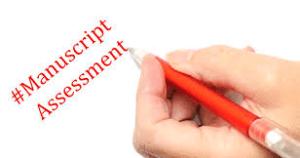 Manuscript Asseessors conference 2