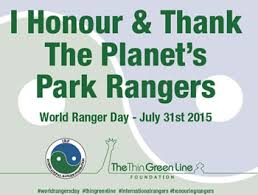 world ranger day 3