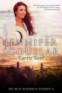 BK4 Turtle Reef E-Book Cover