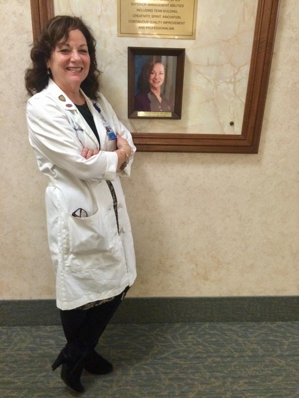 Nurse Cathy