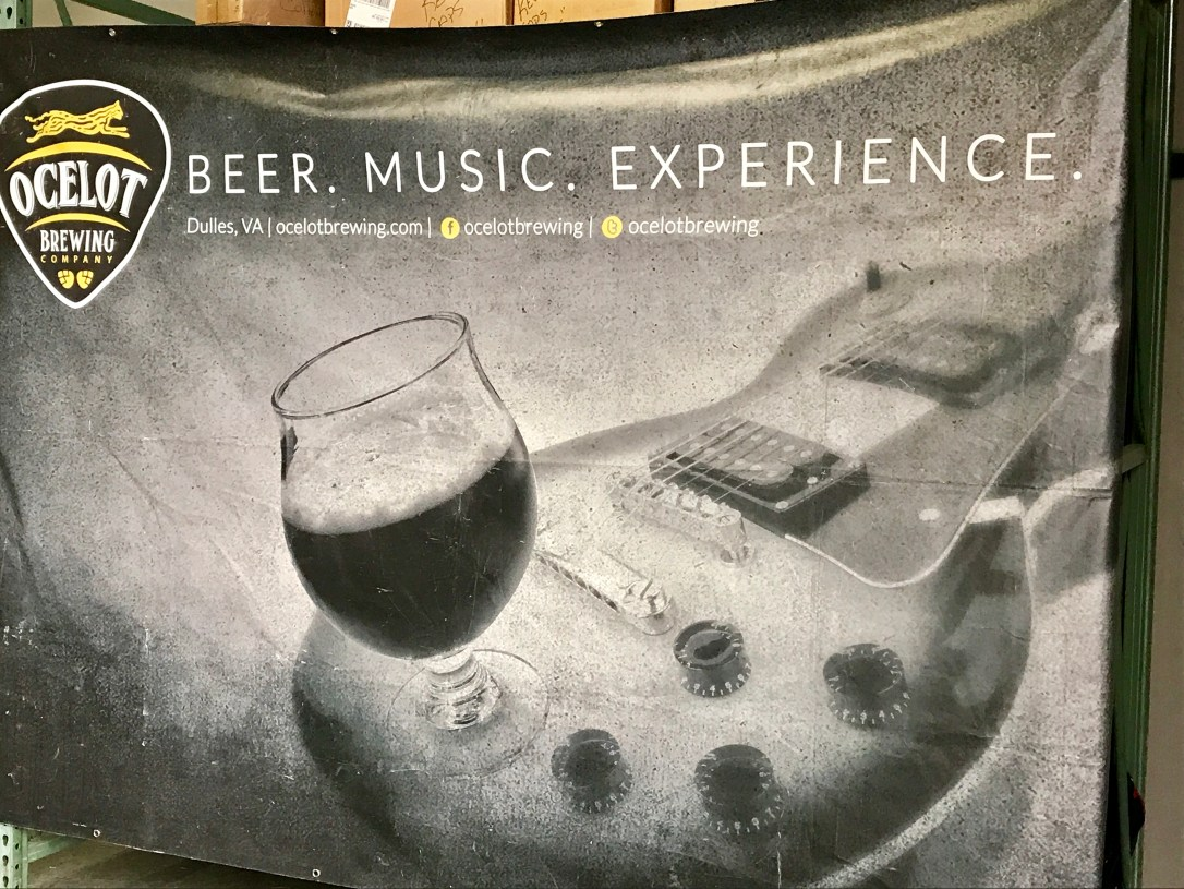 beer music experience
