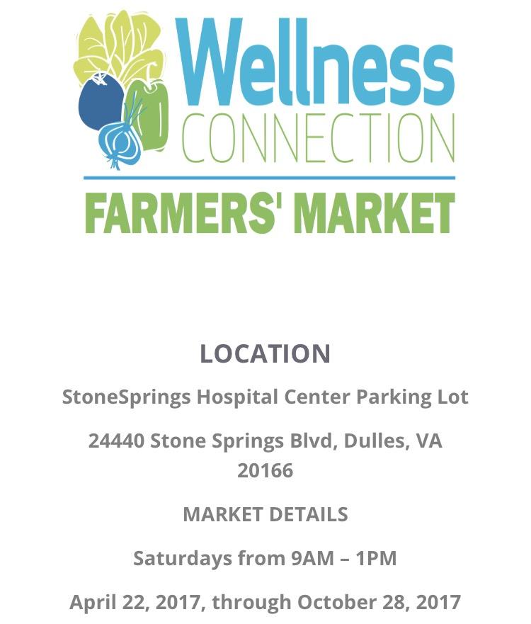 Farmers market info