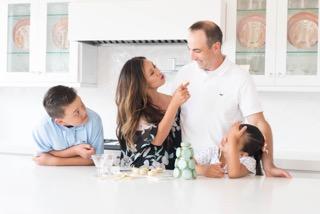 pure love macaron family