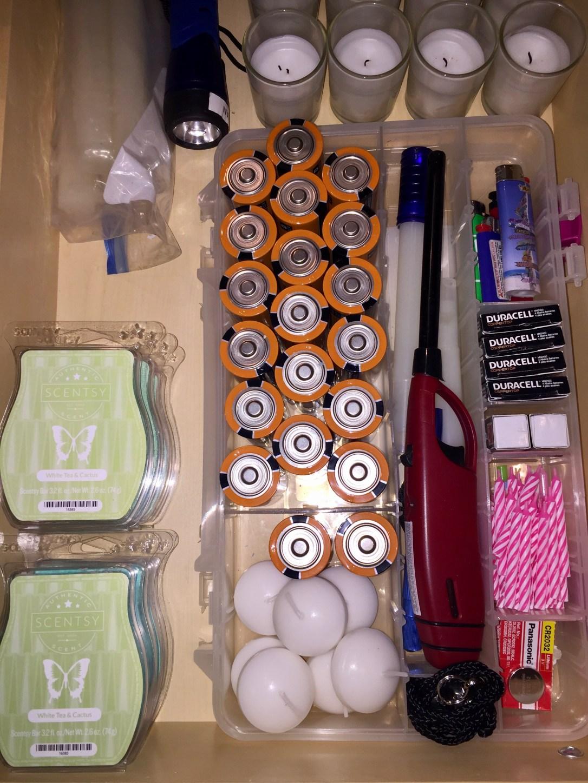 Dara's utility drawer