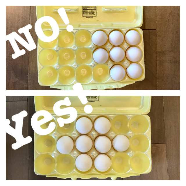 no yes eggs
