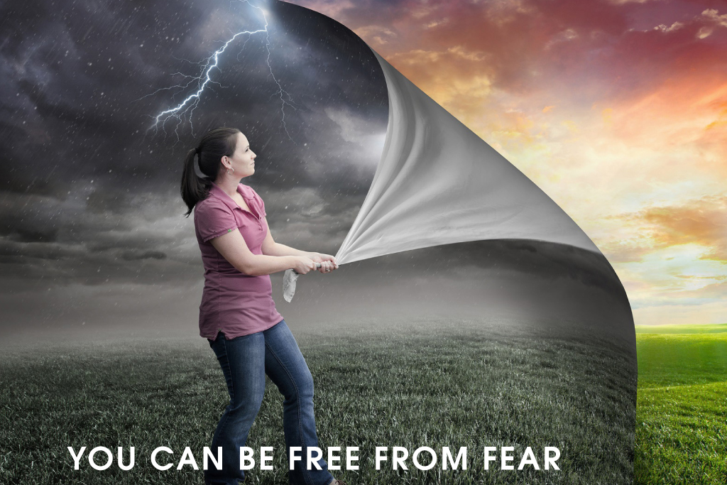 free from fear