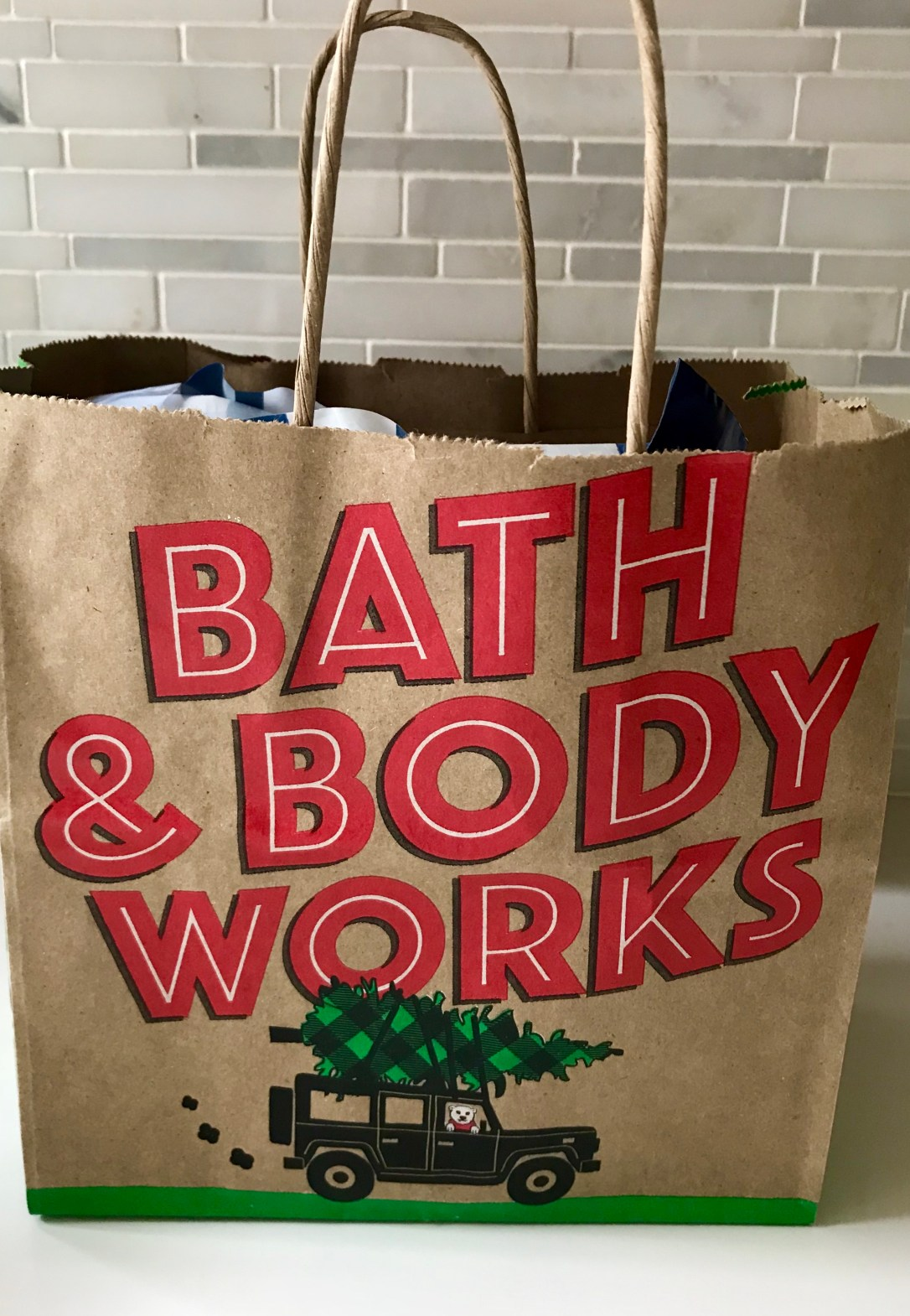 bath and body bag