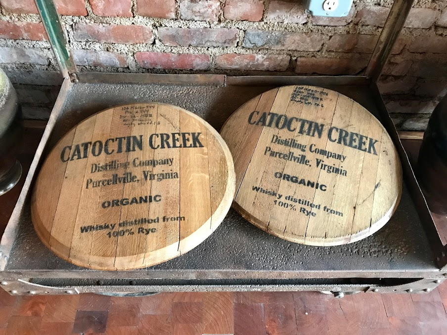 Catoctin Creek barrel tops