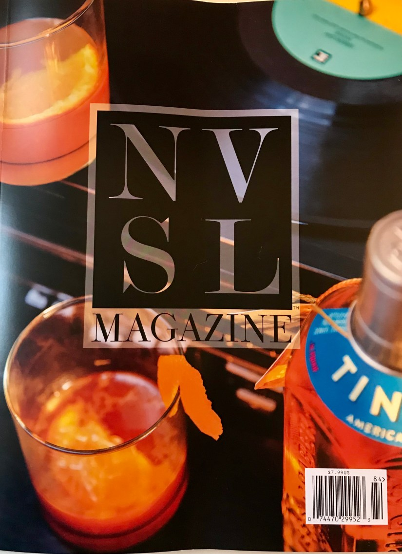 NVSL magazine cover winter 2018