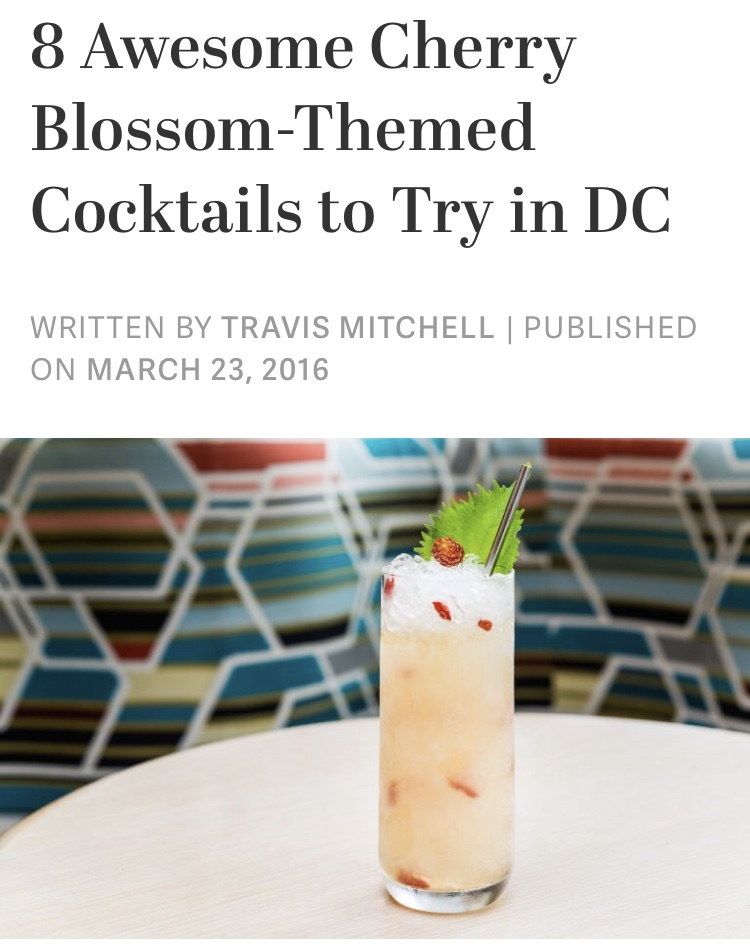 cherry blossom washingtonian article