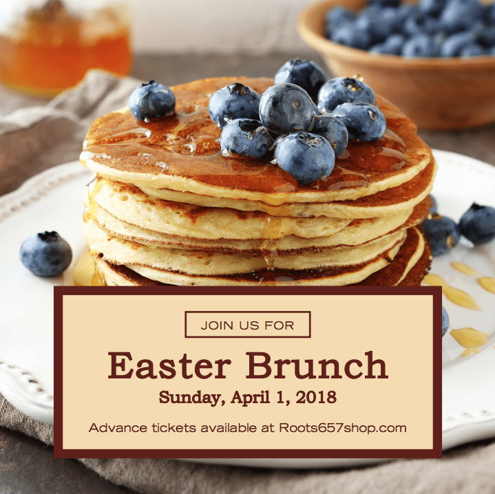roots657 - easter brunch