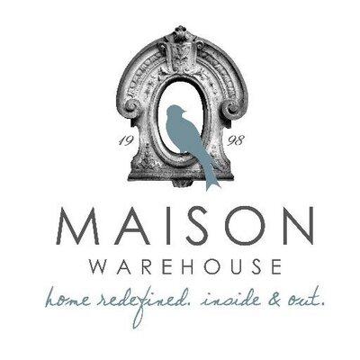 Maison Warehouse circle logo