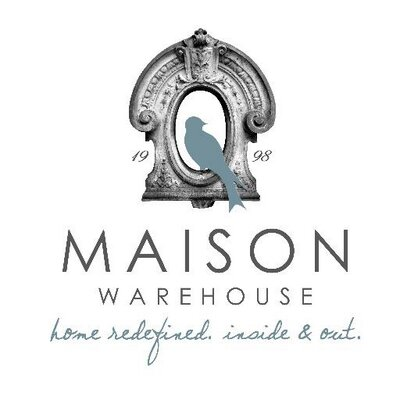 Maison Warehouse circle logo