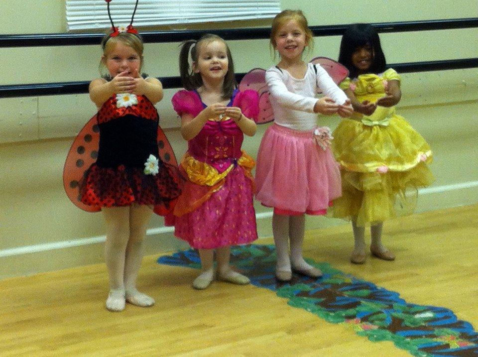 Rhythm and Arts - littles