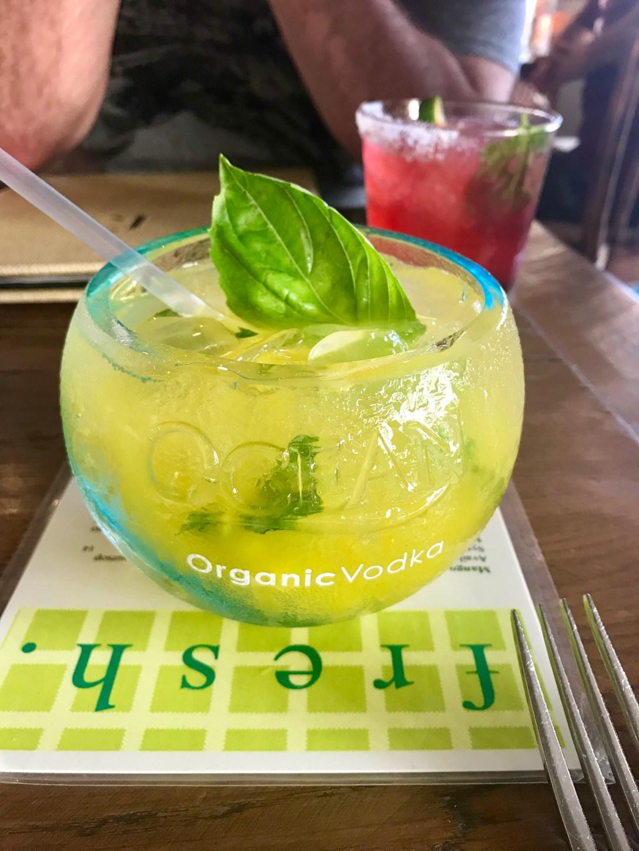 Fosters Kitchen cocktail