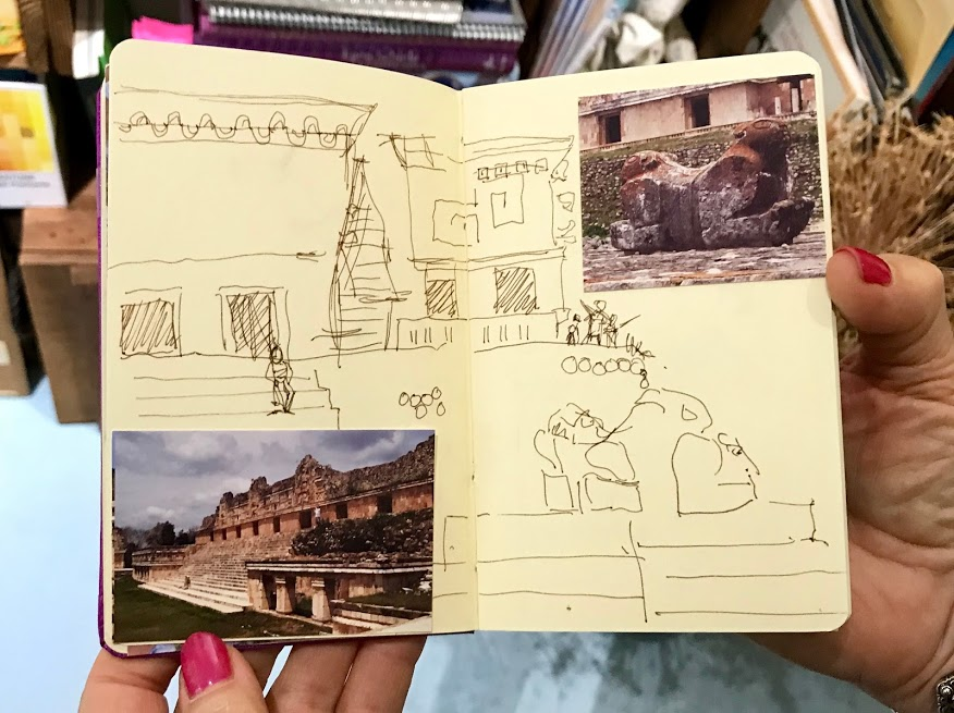 Linda Hendrickson - sketchbook
