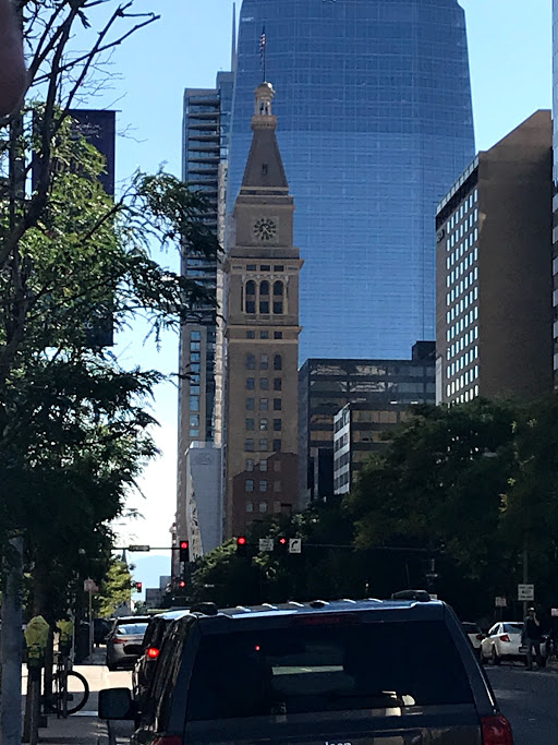 Denver clock tower