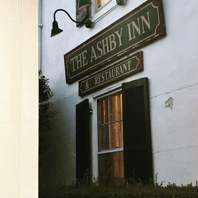 The Ashby Inn restaurant