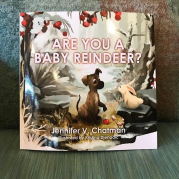 are you a baby reindeer cover pic