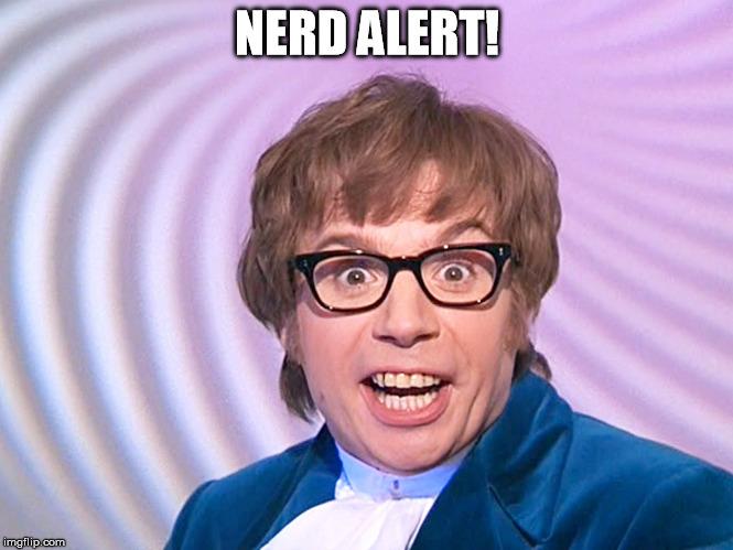 nerd alert